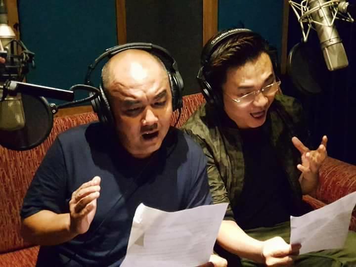 Đại Nghĩa - Quốc Thuận - Nguyễn Báu Studio A 3